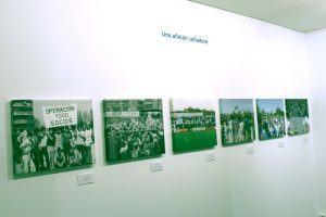 Exposición CD Leganés