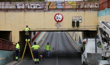 Obras Puente San Ignacio