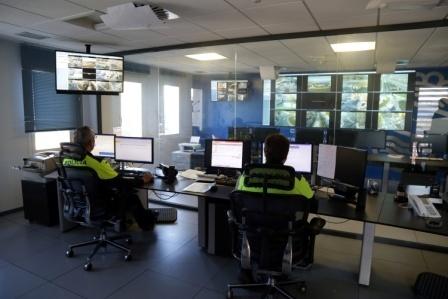 Policía Robos