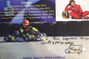 Firma Miguel García