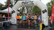 Carrera Popular de San Nicasio 16 organizada por el Club Atletismo Leganés
