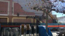 La demolición de la discoteca Ideal ha generado una batalla política al estar construido con amianto.
