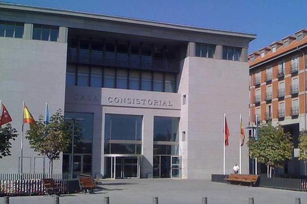 Casa Consistorial Leganés