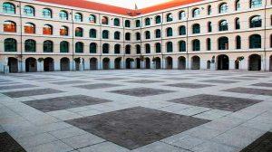 Patio Universidad UC3M