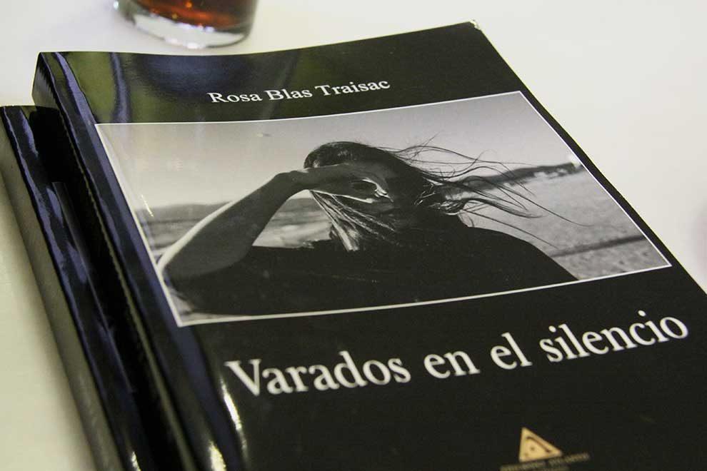 Portada del nuevo libro de Rosa Blas