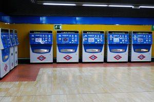 Máquinas billeteras instaladas en todas las estaciones de Metro a partir del 1 de abril