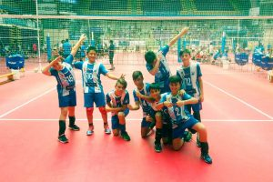 alevin voleibol leganes