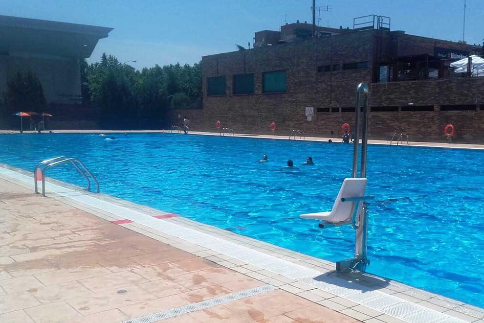 Las piscinas municipales de Leganés abrirán este fin de semana