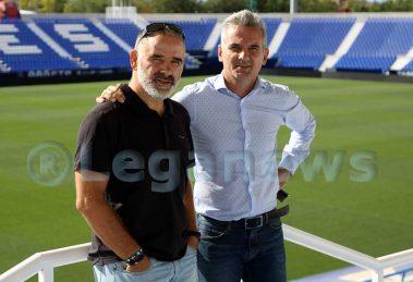 Miguel Angel y Melgar derbi Getafe Leganes