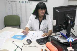 doctora-belen-martinez-mondejar-medicina-preventiva-hospital-severo-ochoa-reportaje-la-gripe