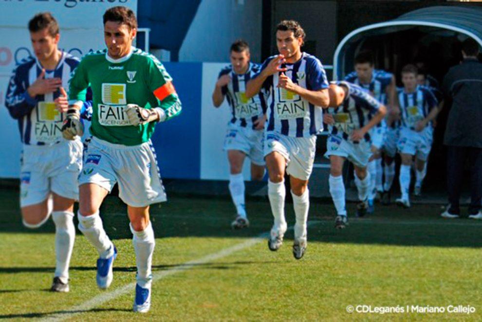 Vía: CD Leganés.