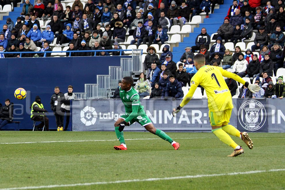 Leganes Real Sociedad LaLiga Jornada 18
