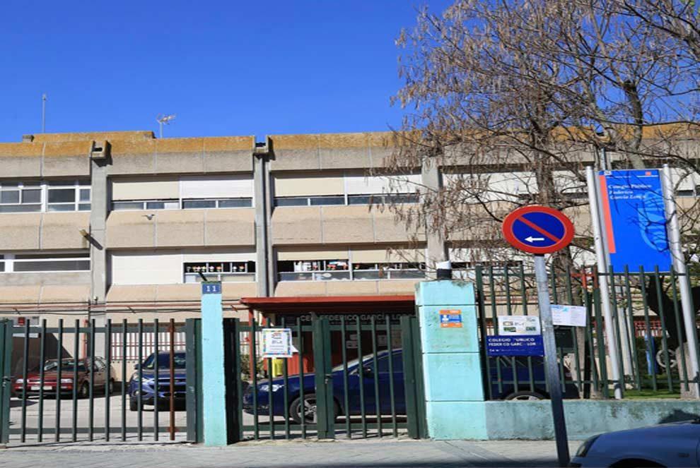 El CEIP Federico García Lorca de Leganés es un centro referente en ...