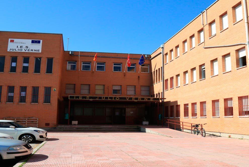El IES Julio Verne de Leganés obtiene el Reconocimiento del Banco ...