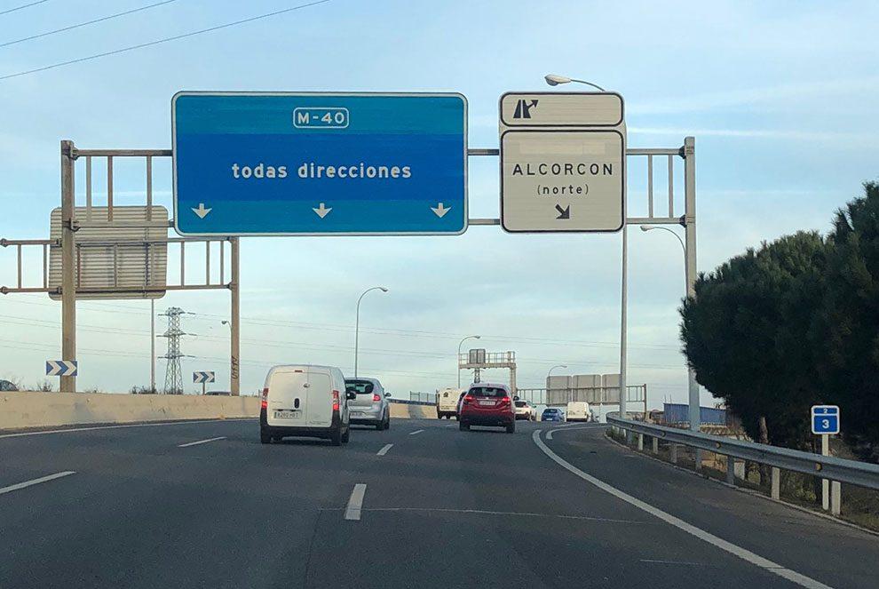 "ULEG denuncia la ""desaparición"" de Leganés en la carretera"