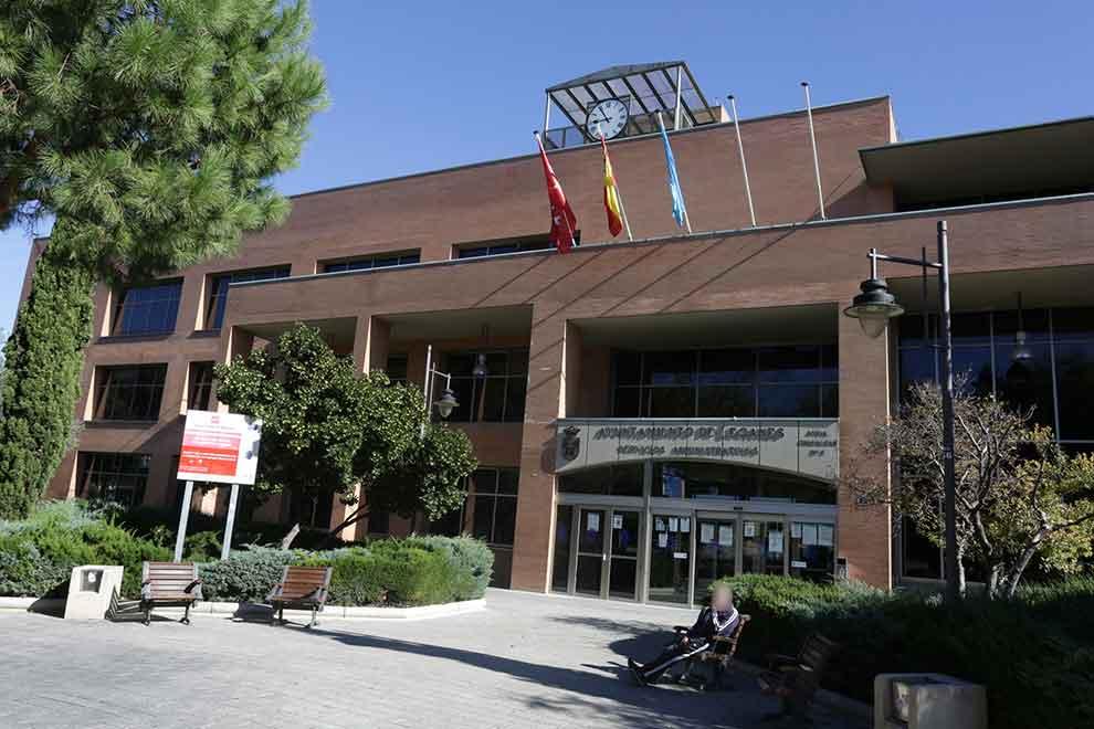 El Ayuntamiento de Leganés habilita un servicio telemático de ...